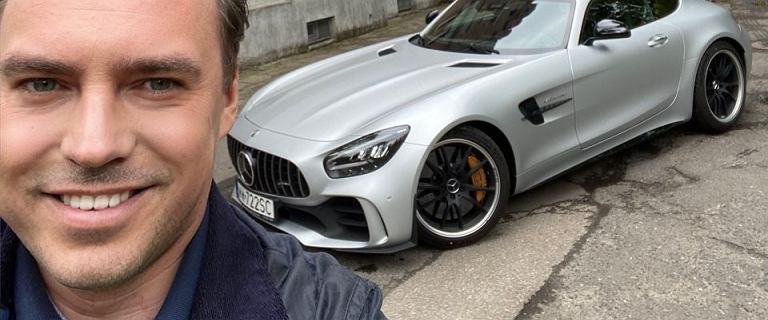 Mercedes-AMG GT R test, opinia, przyspieszenie, film