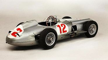 Mercedes W 196 R