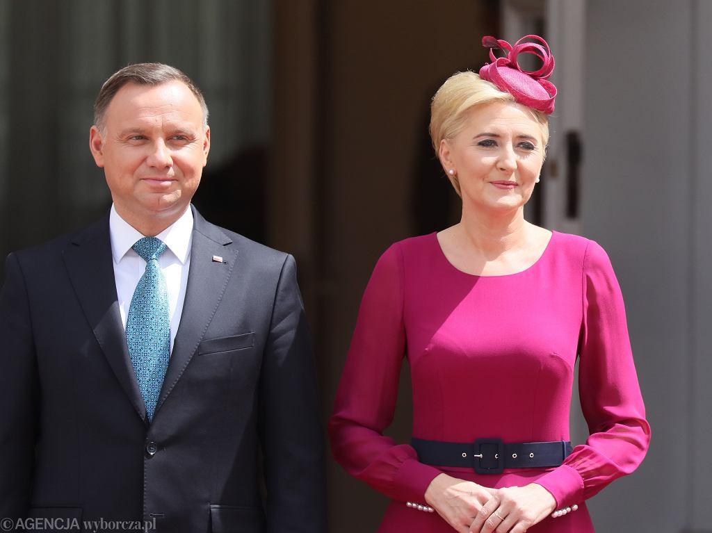 Wizyta japońskiej pary książęcej w Polsce