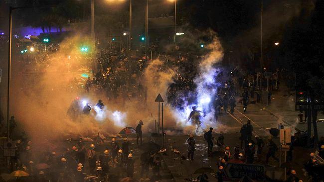 Zamieszki i blokady w Argentynie