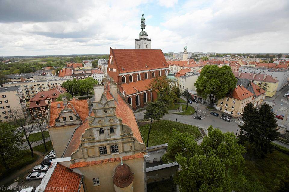 Zdjęcie numer 2 w galerii - Oleśnica - miasto czterech wież [HISTORYCZNE SPACERY PO DOLNYM ŚLĄSKU - ZDJĘCIA, WIDEO]