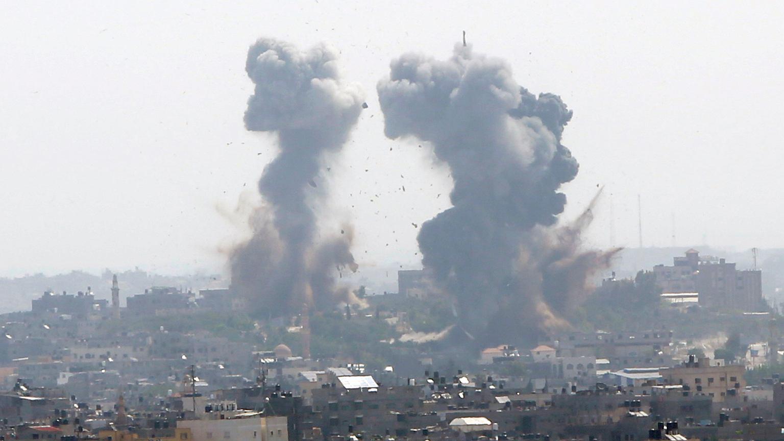 Izrael. Nocna wymiana ognia, wystrzelono ponad 200 rakiet. Nie