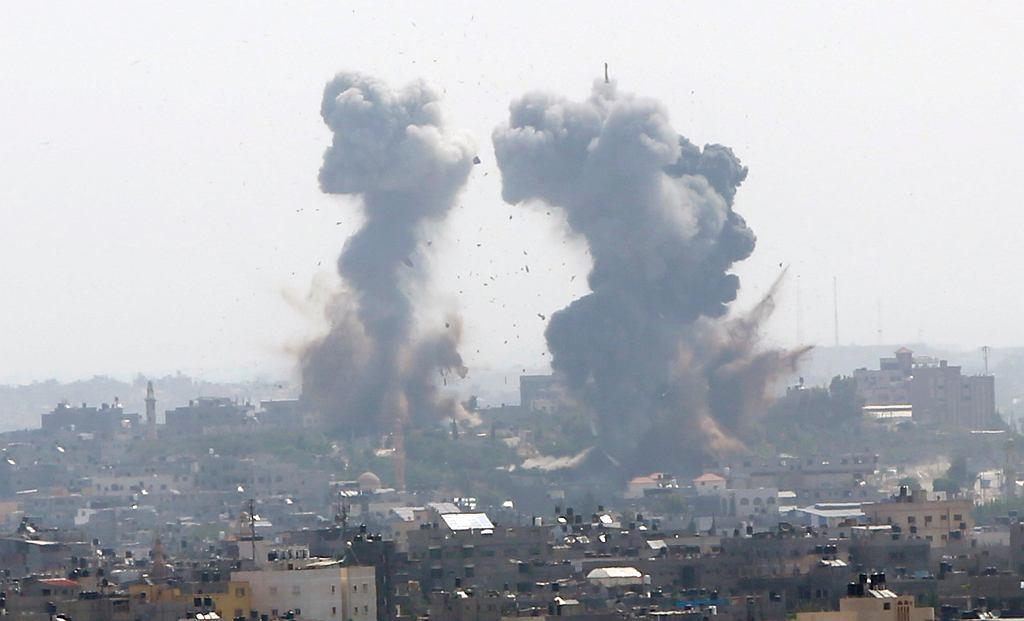 Izrael. Nocna wymiana ognia, wystrzelono ok. 200 rakiet. Nie żyją 24 osoby