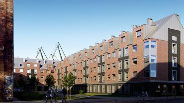 Apartamentowiec przy ul. Robotniczej w Gdańsku będzie gotowy jesienią 2020 r.