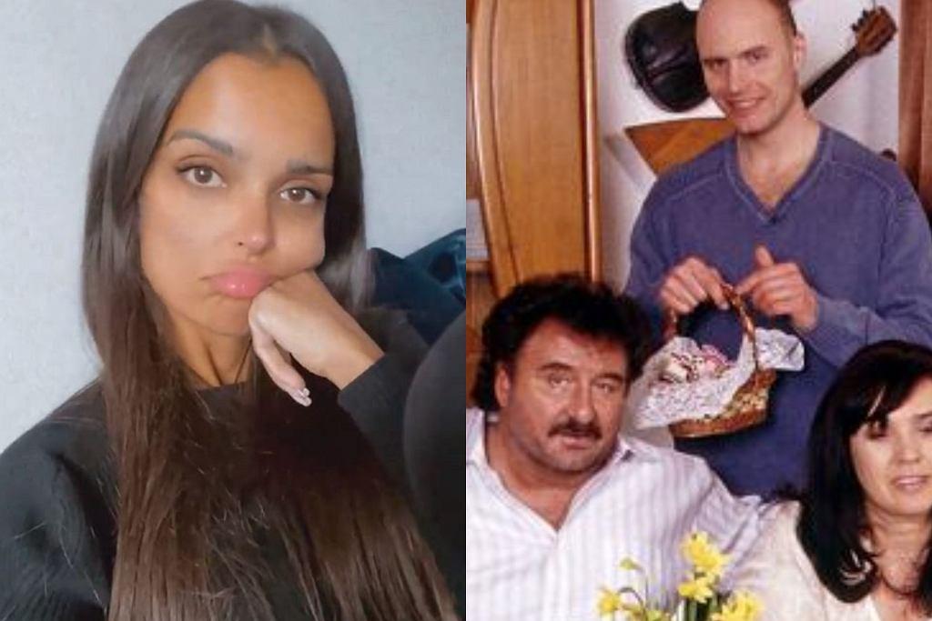 Klaudia El Dursi, Krzysztof Krawczyk