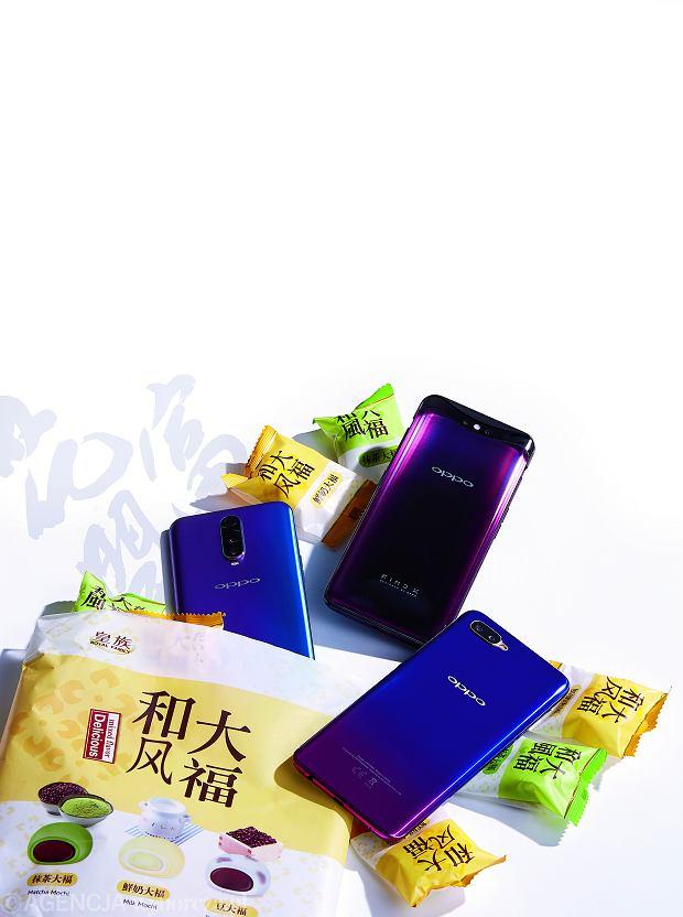 Smartfony Oppo