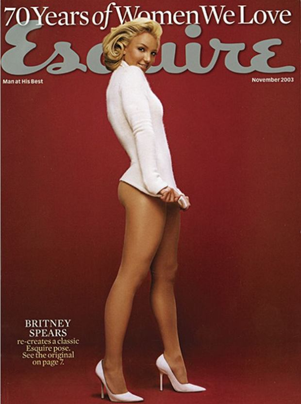 Britney Spears, Esquire
