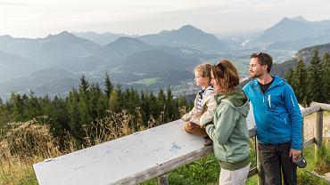 Tyrol jest idealny na rodzinny wypoczynek