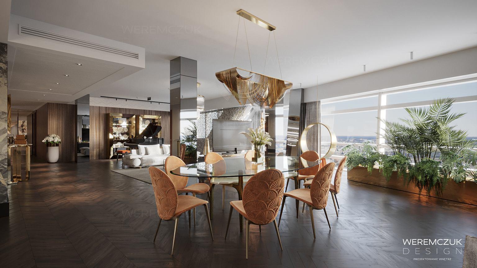 Złota 44 przedstawia unikalną koncepcję 300-metrowego mieszkania [sponsorowane]