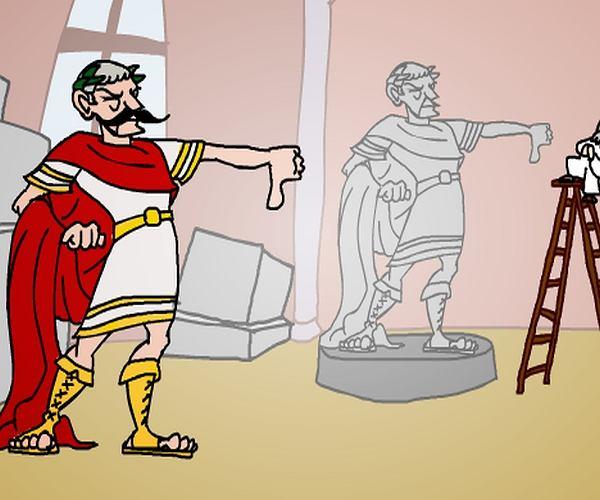 Dzień z życia Cezara
