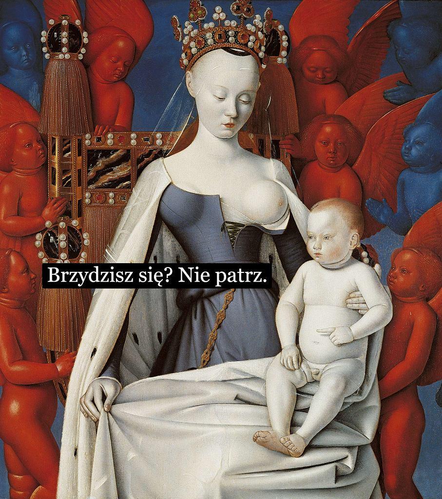 Sztuczne Fiołki. Jean Fouquet / Materiały prasowe