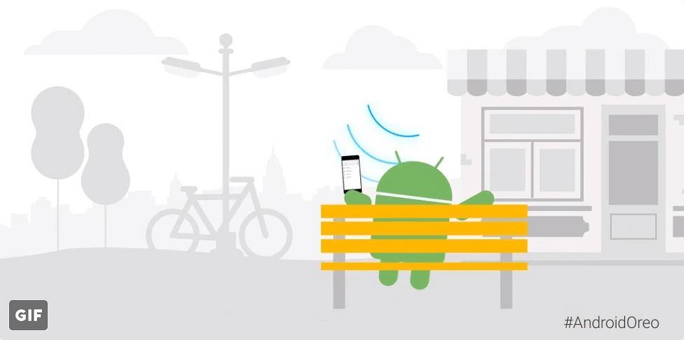 Nowa funkcja w Androidzie 8.1