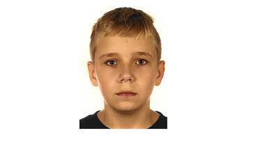 Zaginął 12-letni Steven Pilarski