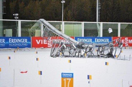 Zawody PŚ w biathlonie odwołane