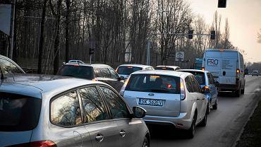 Rejon skrzyżowania ul. Kościuszki i Kolejowej, gdzie w 2017 roku powstanie Galeria Libero