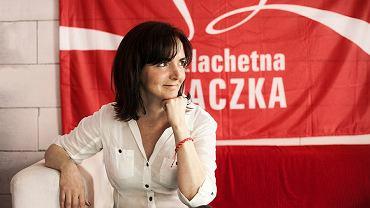 Joanna Sadzik nową prezes stowarzyszeni Wiosna. Zastąpi księdza Jacka Stryczka