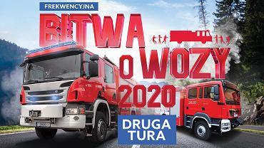 MSWiA ogłosiło drugą turę akcji frekwencyjnej 'Bitwa o wozy'