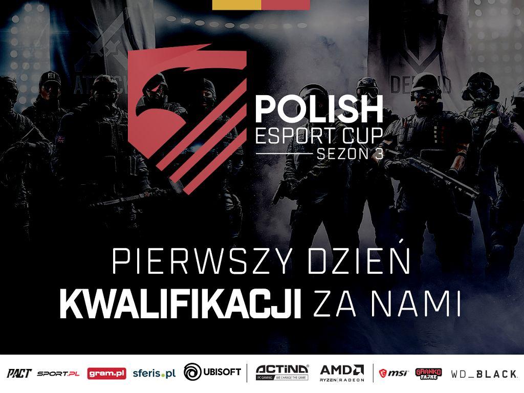 Za nami pierwszy dzień kwalifikacji Polish Esport Cup