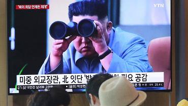Korea Północna wystrzeliła następne rakiety. Tak protestuje wobec wspólnych manewrów USA i Korei Płd