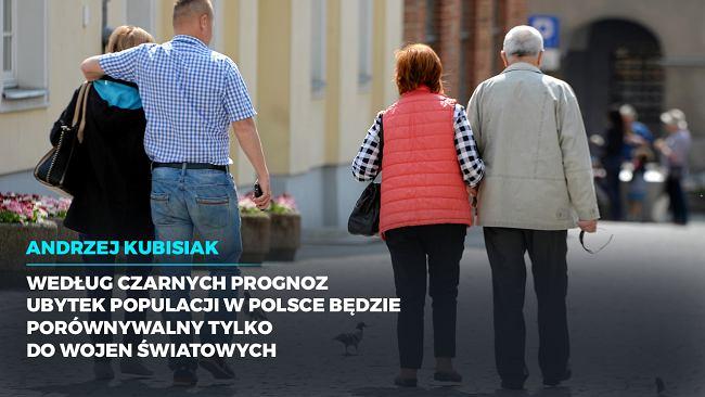 """Polsce grozi katastrofa demograficzna? Kryzys już się zaczyna. """"Powinniśmy przestać o tym mówić w czasie przyszłym"""""""