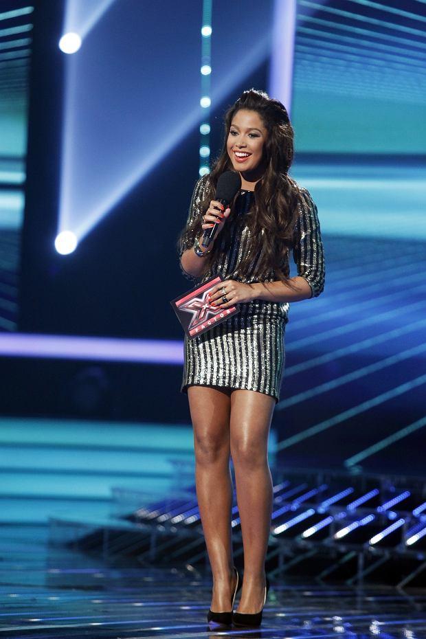 X Factor III, Live 06  Patricia Kazadi  Foto: Grzegorz Press