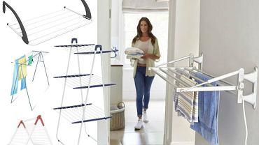Praktyczne suszarki na pranie
