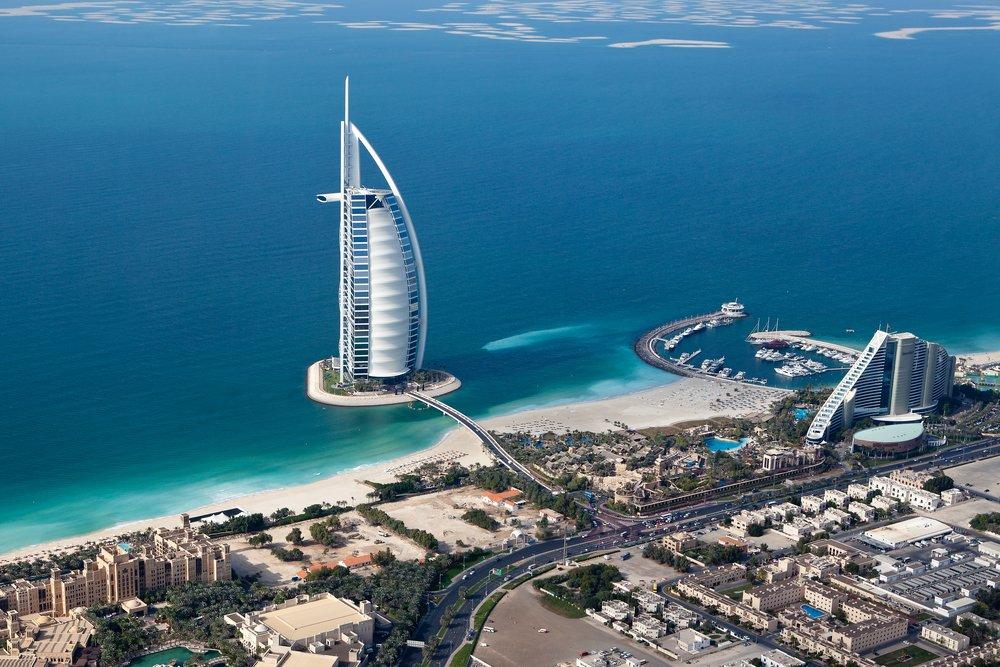 Burj Al Arab/Fot. Shutterstock