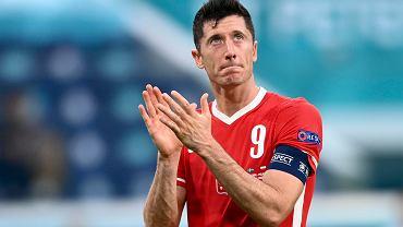 Niezwykłe sceny w czasie meczu Słowacja - Hiszpania! Krzyczeli: Lewandowski, Lewandowski