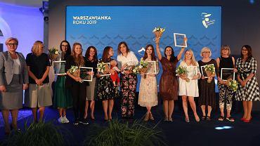 Ogłoszenie nominacji do plebiscytu Warszawianka Roku