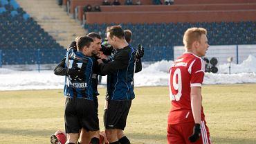 W niedzielę w Bydgoszczy Zawisza pokonał 5:1 Miedź Legnica. Czy w weekend zagra w Brzesku?