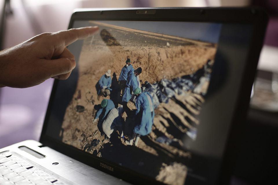 Cztery wielkie prowincje, setki grobów, tysiące ciał - eksperci ONZ stopniowo odkrywają ofiary trzech lat krwawych rządów ISIS