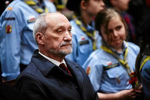 Caracale. Macierewicz zapewnia, że Łódź i wojsko nie ucierpią