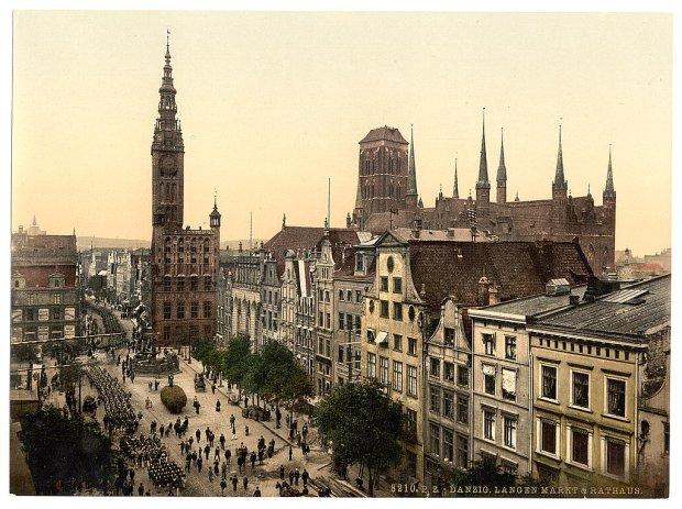 Zdjęcie numer 0 w galerii - Niemieckie miasta pod koniec XIX w. A wśród nich Gdańsk, Szczecin i Wrocław [ZDJĘCIA]