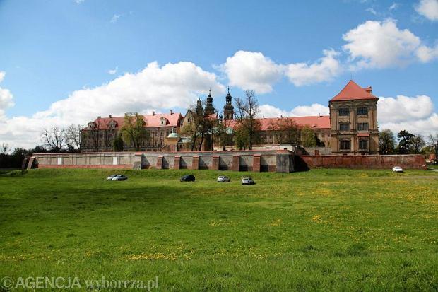 Klsztor Cystersów w Lubiążu
