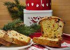 Chlebek z tęczowymi piegami, czyli ciasto z suszonymi owocami