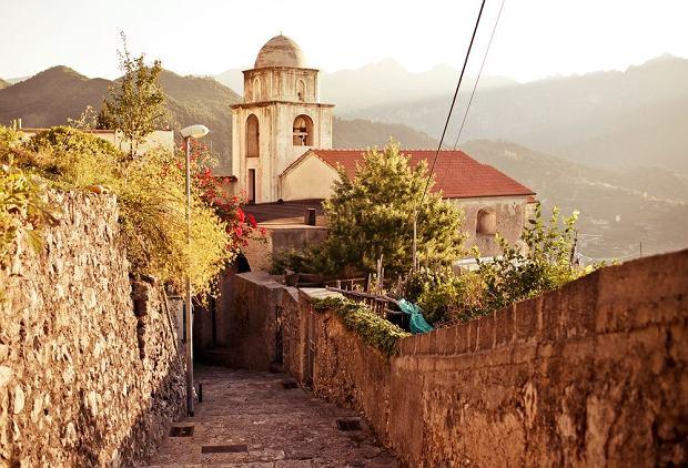 Włoskie miasto Ravello na wybrzeżu Amalfitańskim / fot. Shutterstock
