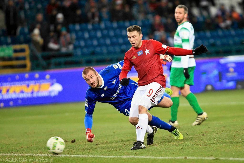 Wisła Kraków - Lechia Gdańsk 3:0
