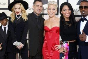 Madonna, David Ritchie, Jamie Foxx, Pink