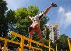Street workout - trening uliczny
