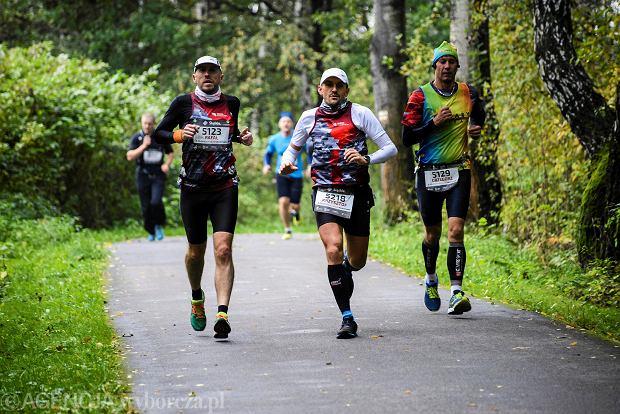 Zdjęcie numer 16 w galerii - Silesia Marathon. Chłód i wiatr niestraszne, rekord pobity! [ZDJĘCIA]