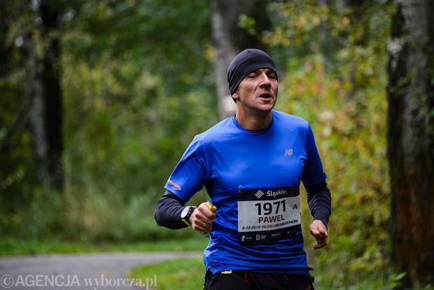 Zdjęcie numer 5 w galerii - Silesia Marathon. Chłód i wiatr niestraszne, rekord pobity! [ZDJĘCIA]
