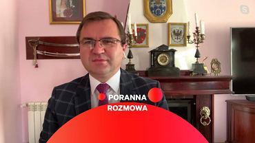Zbigniew Girzyński gościem Porannej rozmowy Gazeta.pl
