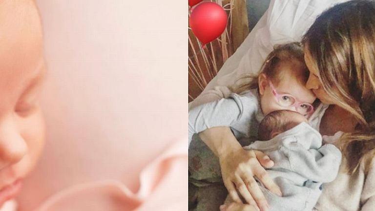 Anna Wendzikowska pokazała sesję dziecka