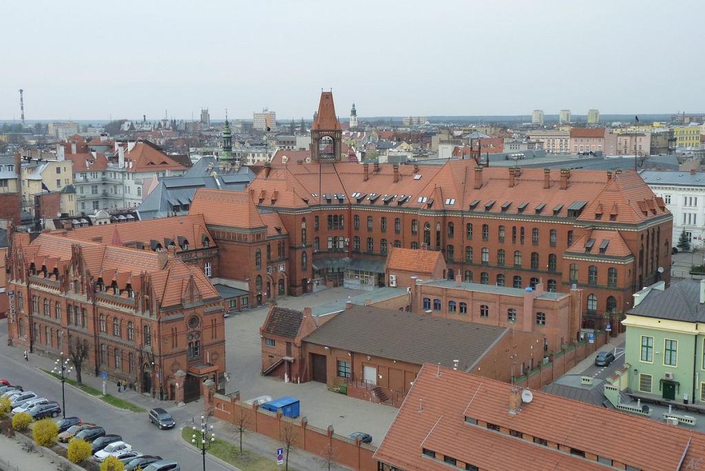 Główny urząd Poczty Polskiej w Bydgoszczy