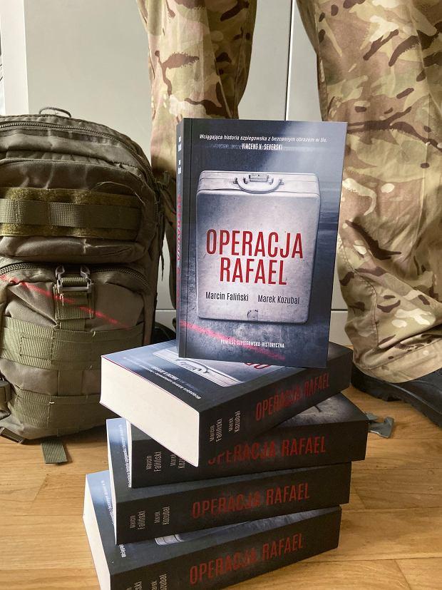 Książki 'Operacja Rafael'