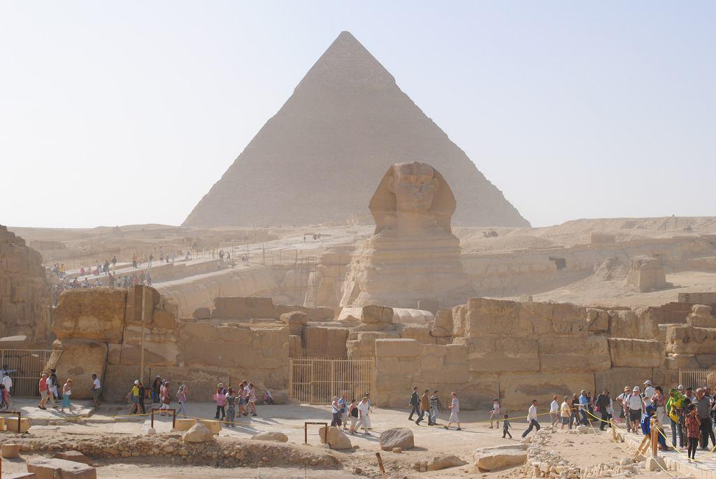 Egipt (zdjęcie ilustracyjne)