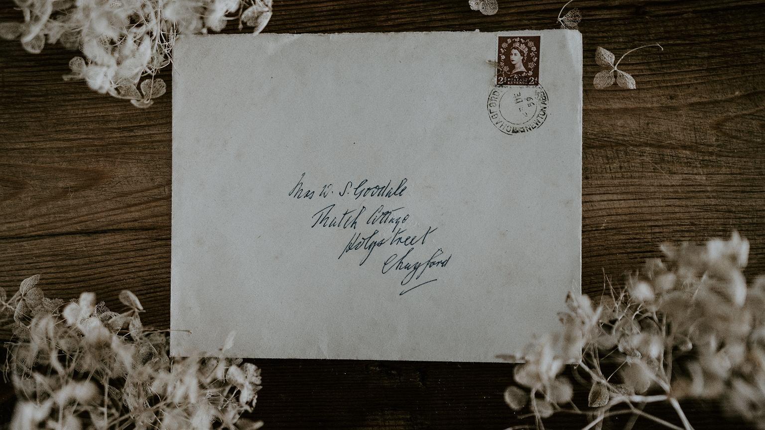 Zwyczaj pisania listów powoli zanika