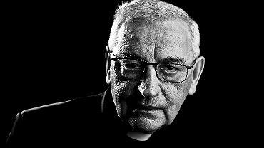 Zmarł biskup Tadeusz Pieronek (na zdjęciu: w Krakowie, 22 stycznia 2011)