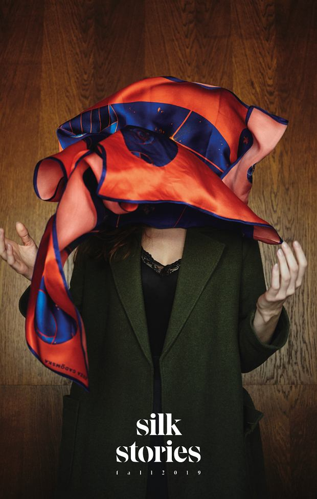 Silk Stories by Zuza Gadomska