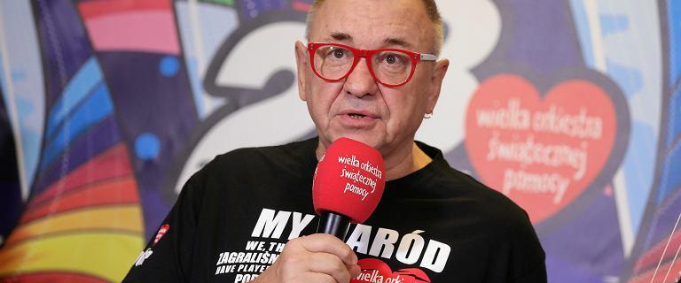 """Jerzy Owsiak ma koronawirusa. """"Byłem przekonany, że może to tylko grypa"""""""